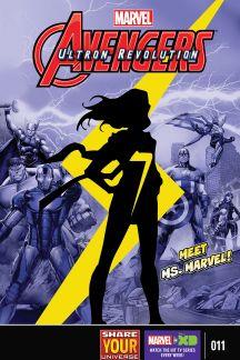 Marvel Universe Avengers: Ultron Revolution #11