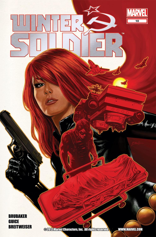 Winter Soldier (2012) #10