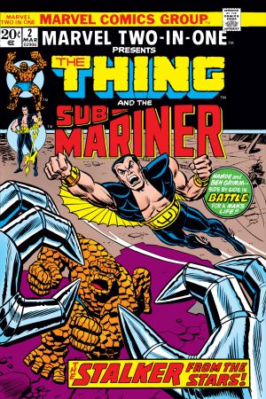 Marvel Two-in-One (1974) #2