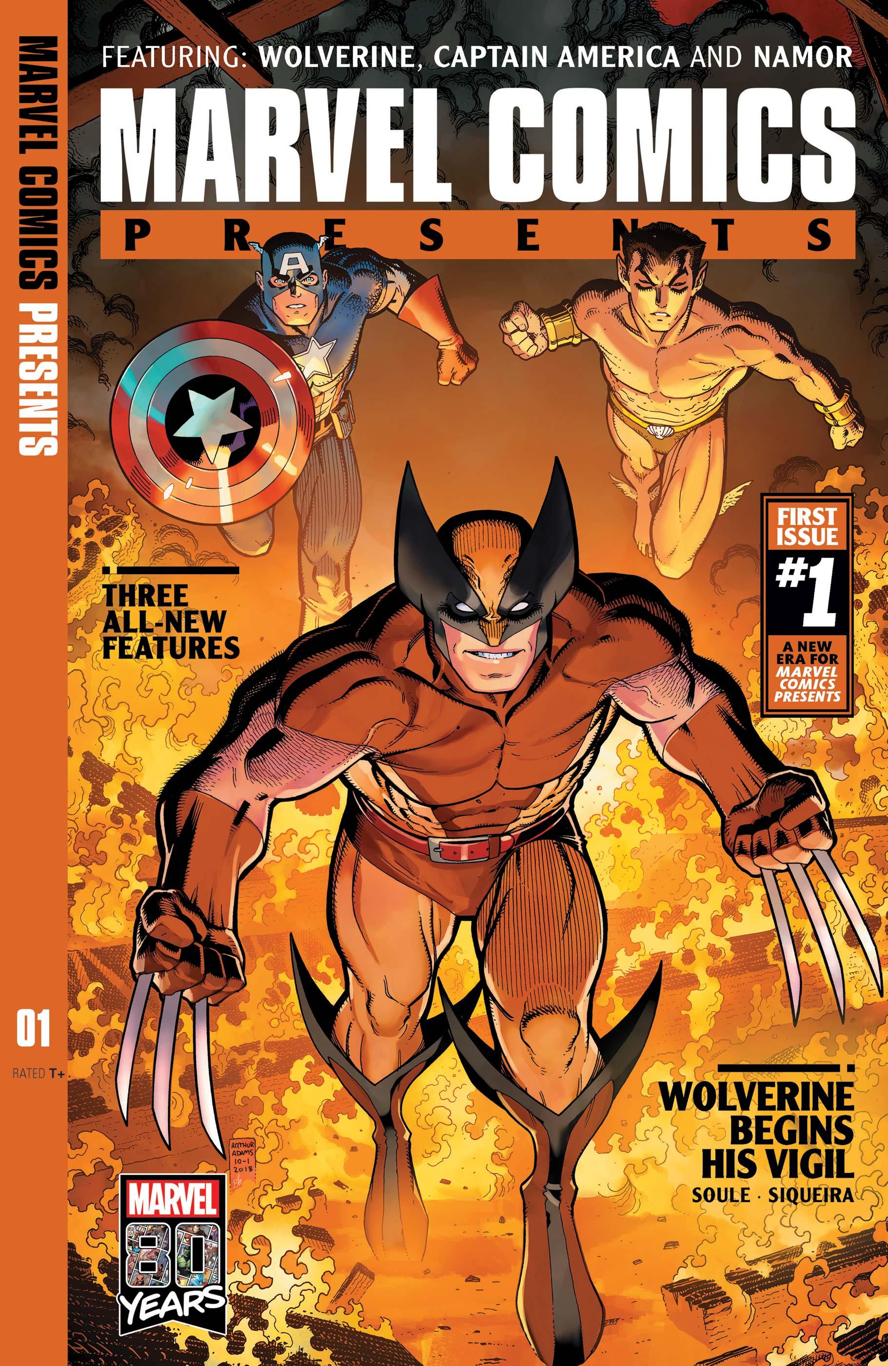 Marvel Comics Presents (2019) #1