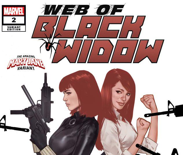 The Web of Black Widow #2