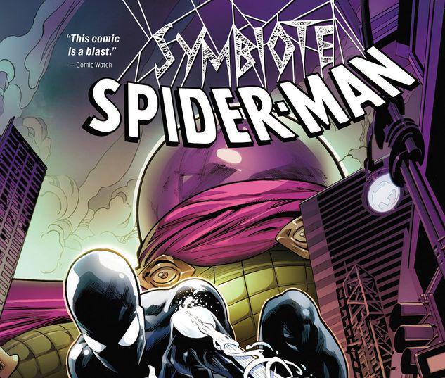 SYMBIOTE SPIDER-MAN TPB #1