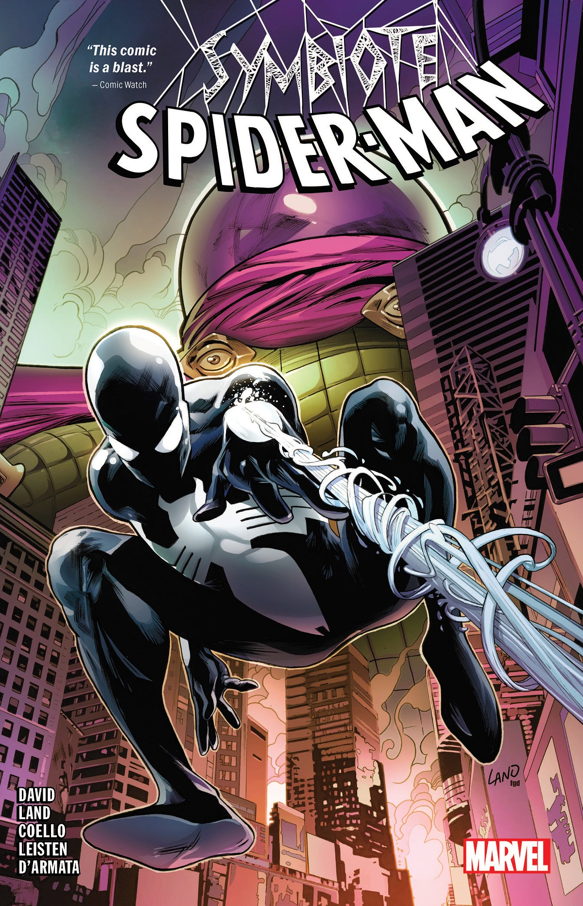 Symbiote Spider-Man (Trade Paperback)