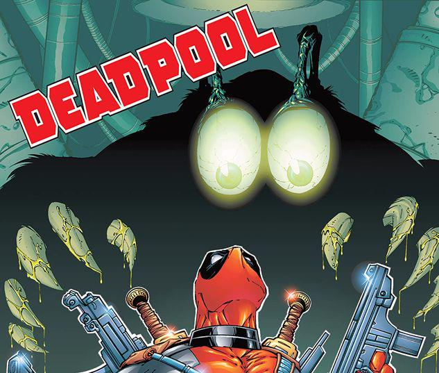 DEADPOOL BY JOE KELLY: THE COMPLETE COLLECTION VOL. 2 TPB #2