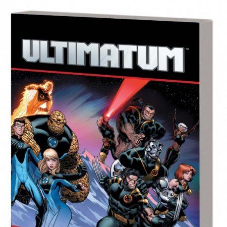 ULTIMATUM: X-MEN/FANTASTIC FOUR TPB