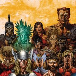 THOR & HERCULES: ENCYCLOPAEDIA MYTHOLOGICA #1