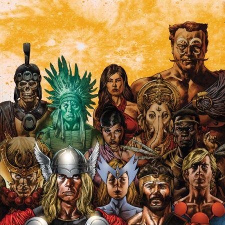 Thor & Hercules: Encyclopaedia Mythologica (2009)