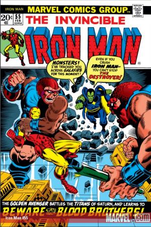 Iron Man (1968) #55
