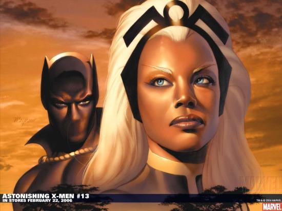 Storm (2006) #1 Wallpaper