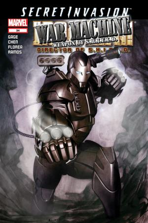 Iron Man: Director of S.H.I.E.L.D. (2007) #34