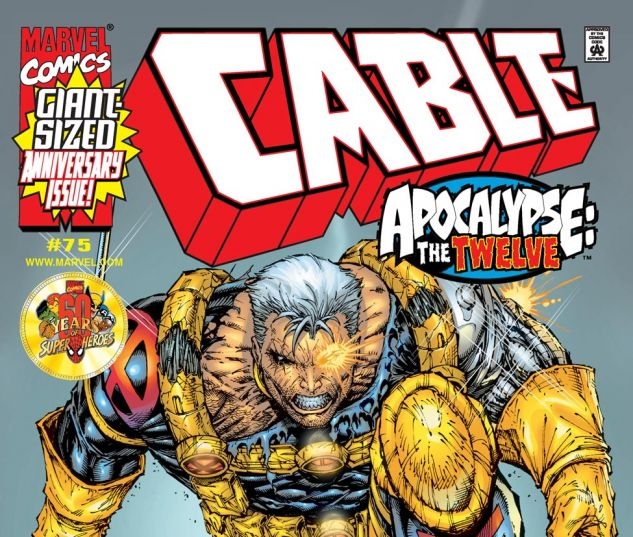 CABLE (1993) #75 Cover