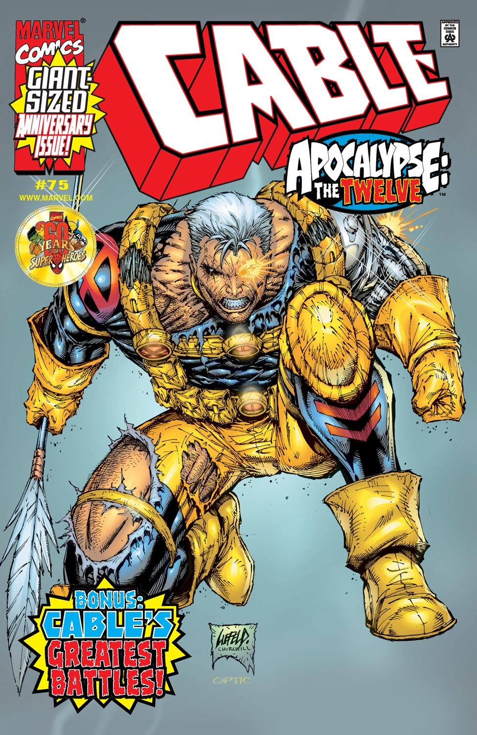 Cable (1993) #75