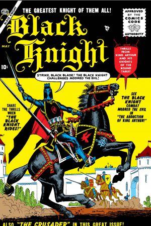 Black Knight (1955) #1