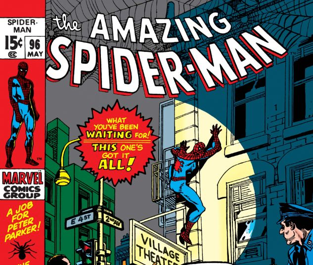 Amazing Spider-Man (1963) #96