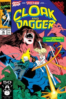 The Mutant Misadventures of Cloak and Dagger #18