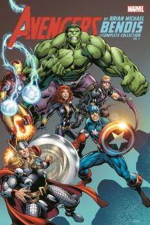 Avengers by Brian Michael Bendis: The Complete Collection Vol. 3 (Trade Paperback)