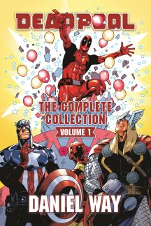 Deadpool by Daniel Way Omnibus Vol. 1 (Hardcover)