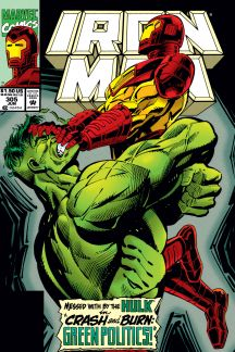 Iron Man #305