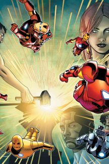 Invincible Iron Man #600