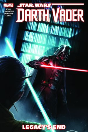 Star Wars: Darth Vader: Dark Lord of the Sith Vol. 2 - Legacy's End (Trade Paperback)