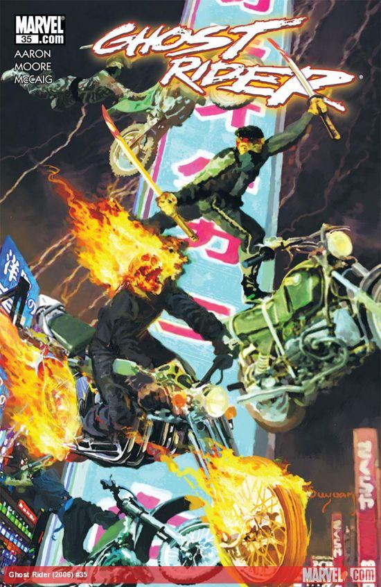 Ghost Rider (2006) #35