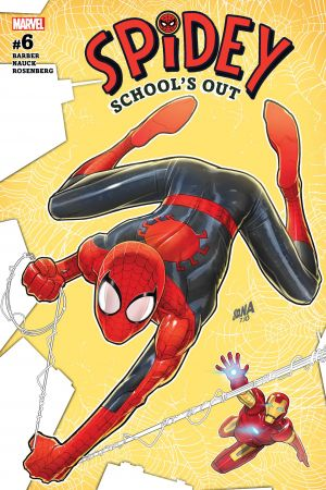 Spidey: School's Out #6