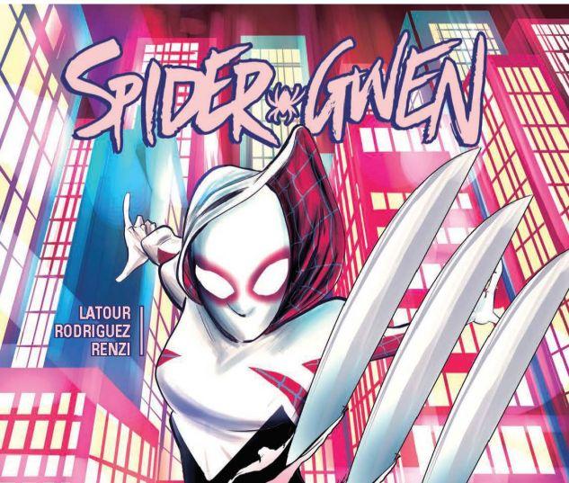 SPIDER-GWEN VOL. 3 HC (2018) #3
