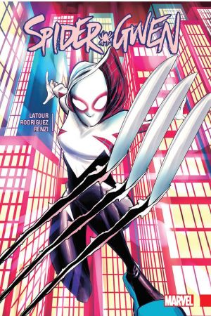 SPIDER-GWEN VOL. 3 HC (Hardcover)