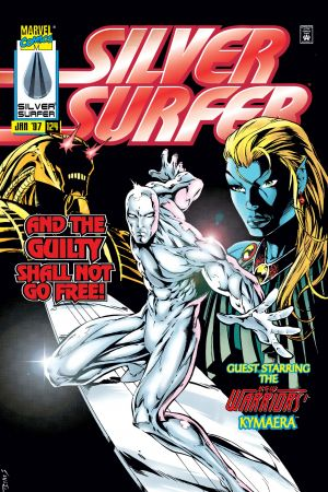 Silver Surfer #124