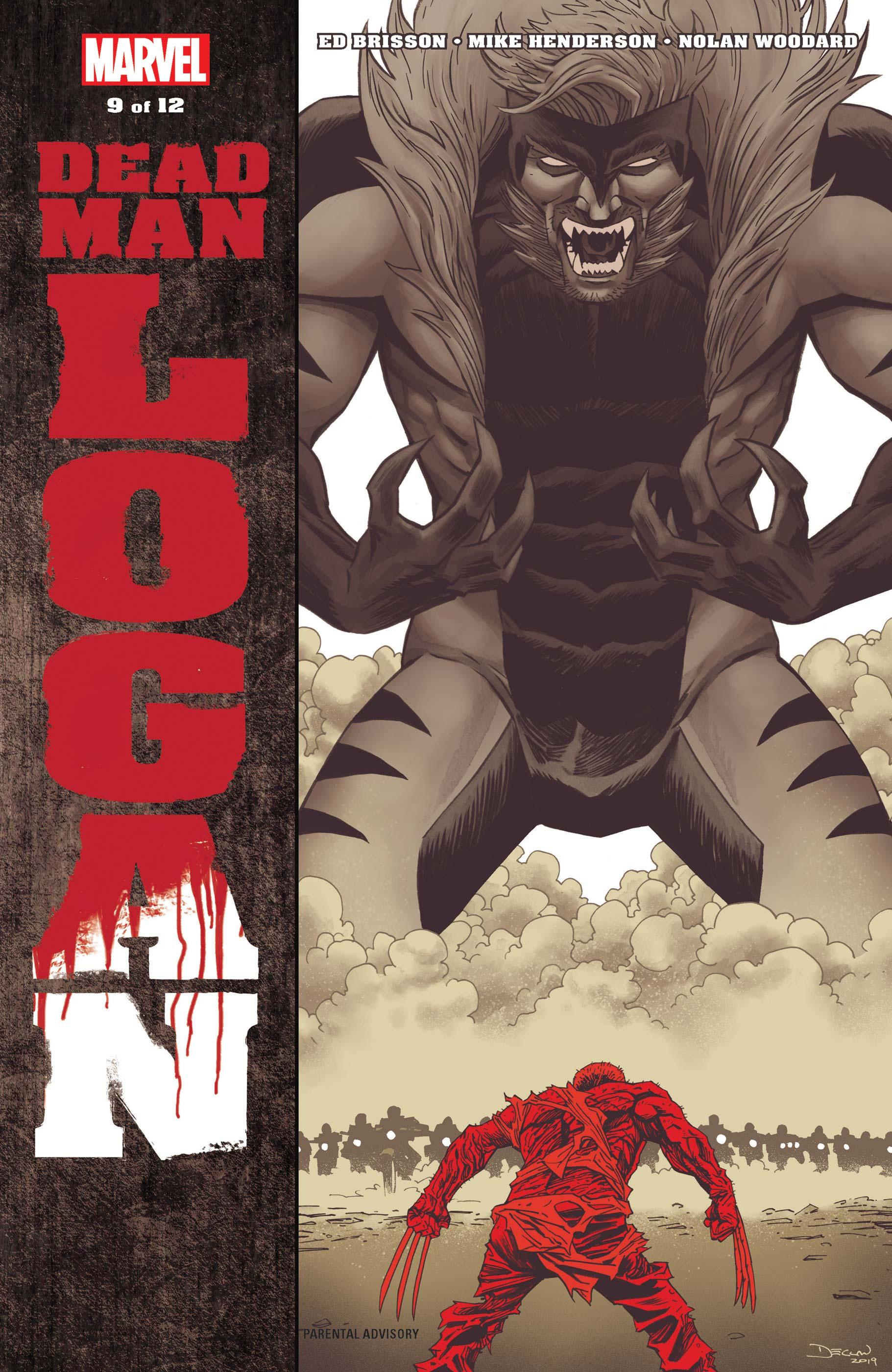Dead Man Logan (2018) #9