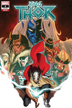 King Thor #4  (Variant)