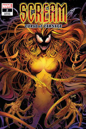 Scream: Curse of Carnage #2  (Variant)