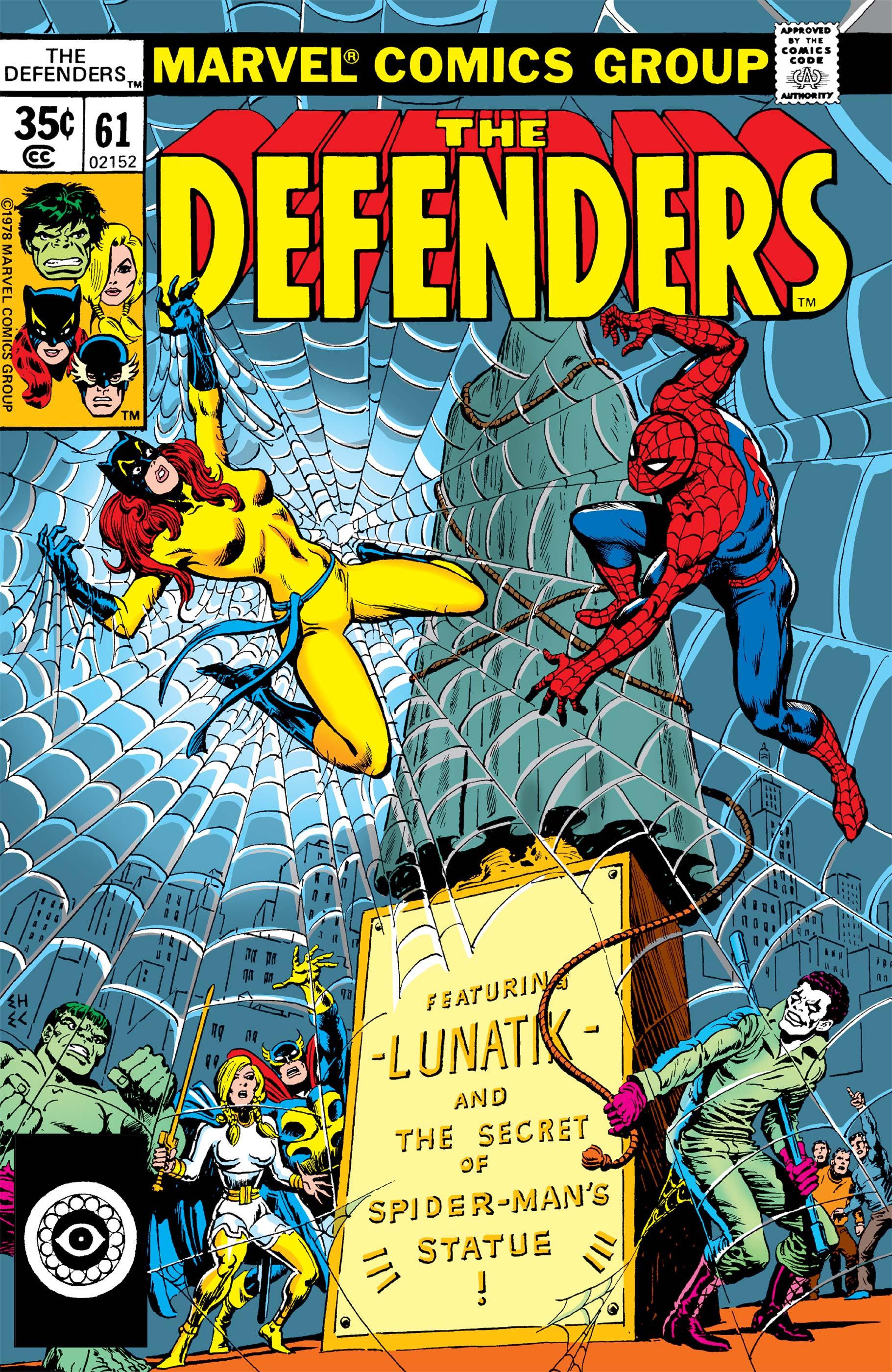 Defenders (1972) #61