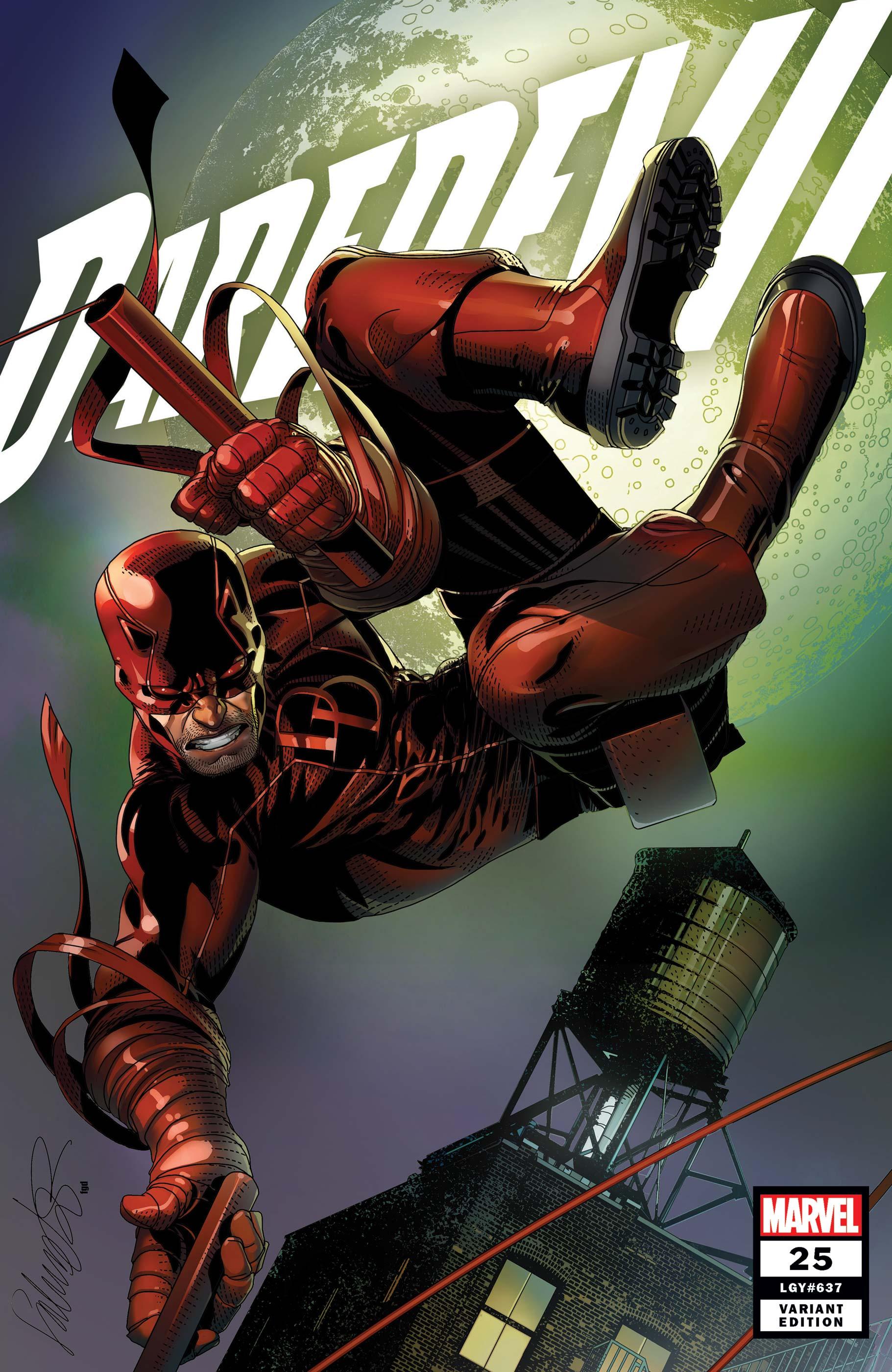 Daredevil (2019) #25 (Variant)