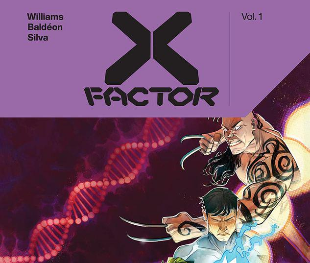 X-Factor by Leah Williams Vol. 1 #1