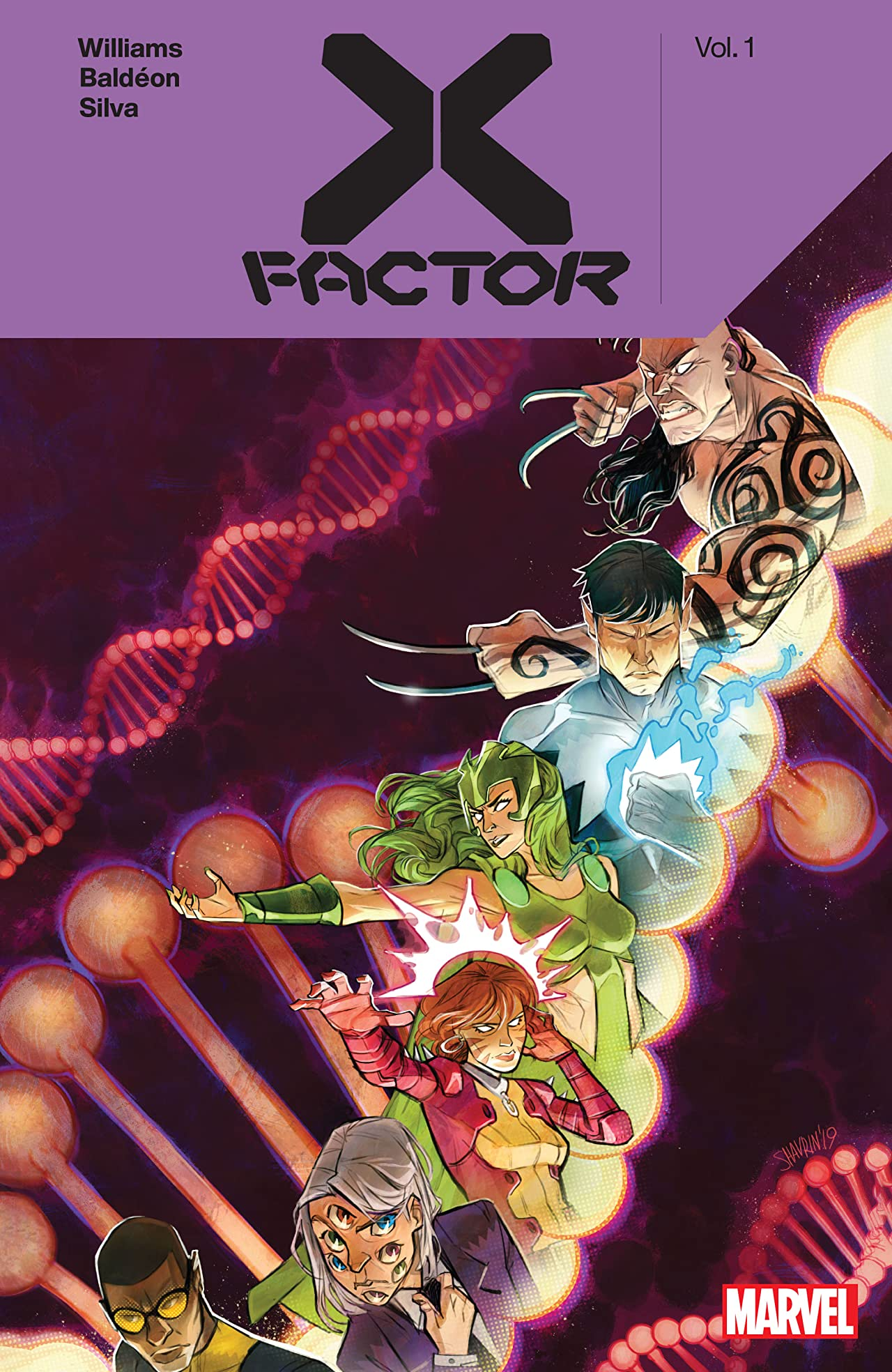 X-Factor by Leah Williams Vol. 1 (Trade Paperback)