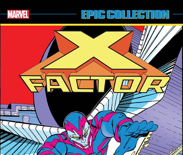 X-FACTOR EPIC COLLECTION: ANGEL OF DEATH TPB #3