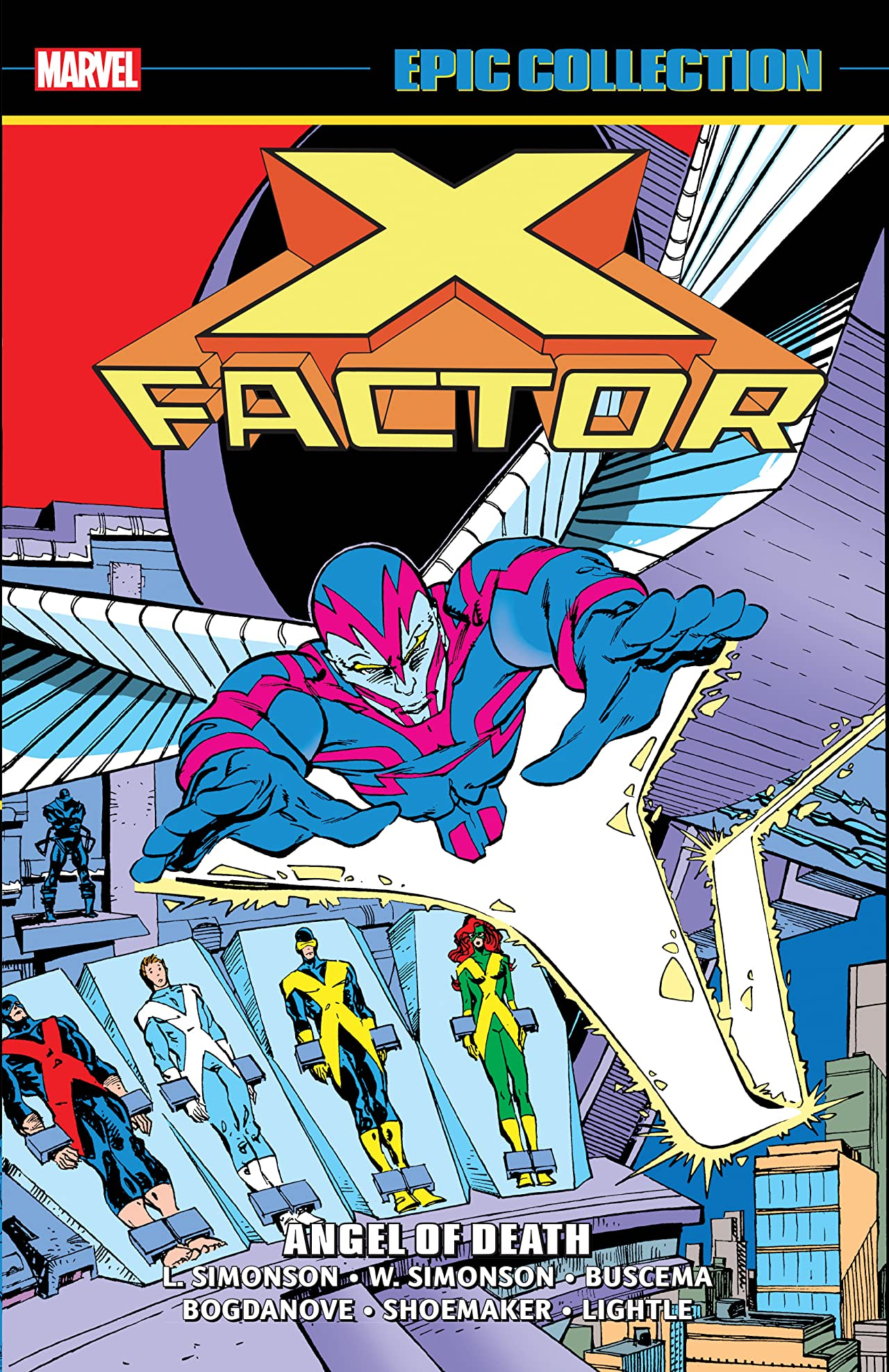 X-Factor Epic Collection: Angel Of Death (Trade Paperback)