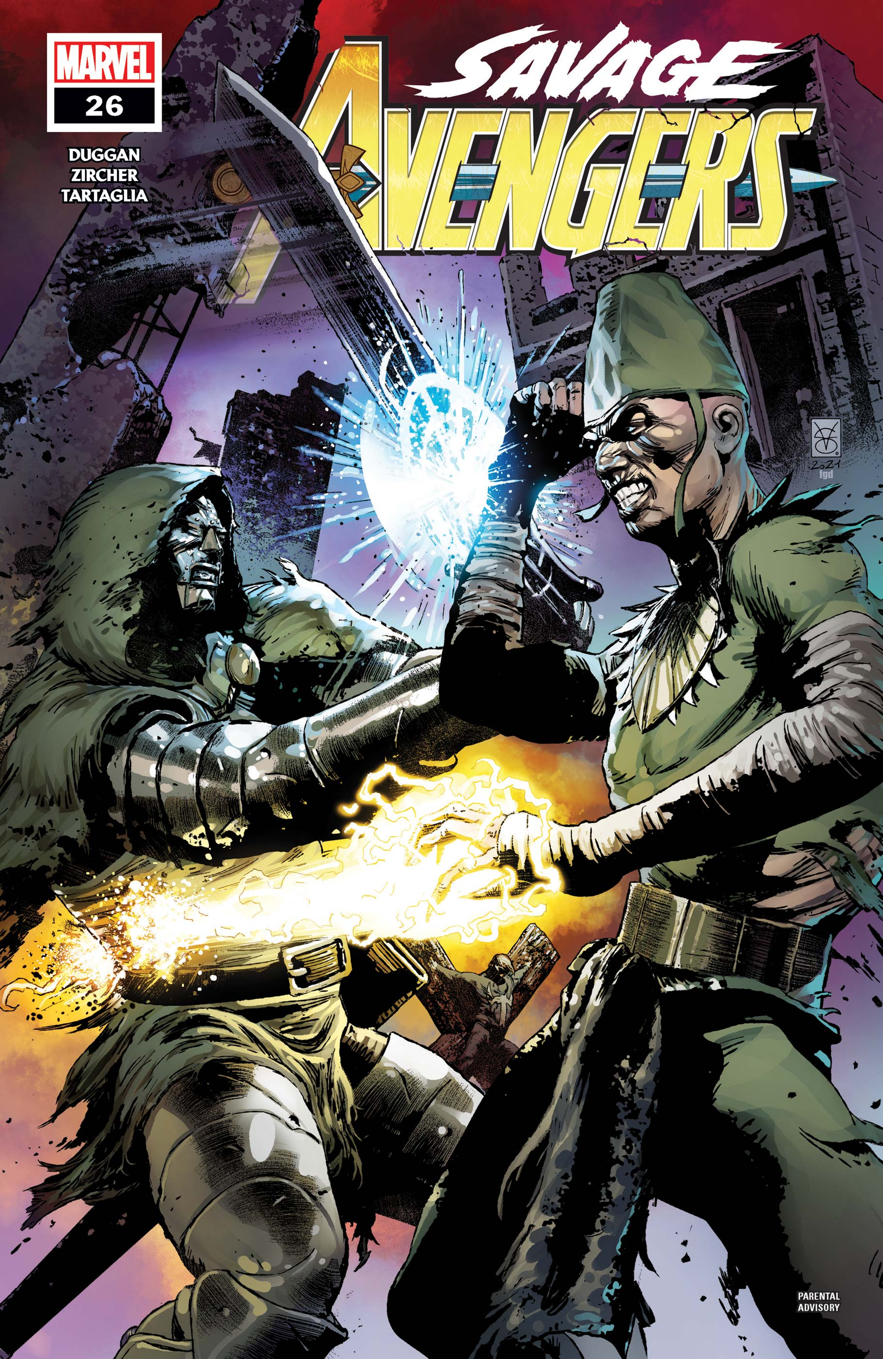Savage Avengers (2019) #26