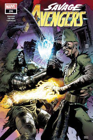 Savage Avengers #26
