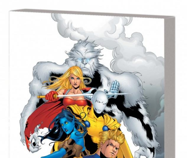 EXILES ULTIMATE COLLECTION BOOK 3 TPB
