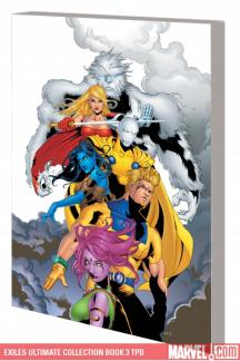 Exiles Ultimate Collection Book 3 (Trade Paperback)