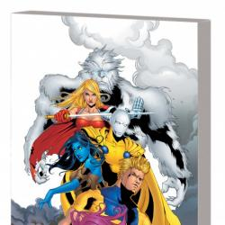 Exiles Ultimate Collection Book 3