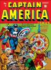CAPTAIN AMERICA COMICS #5 COVER