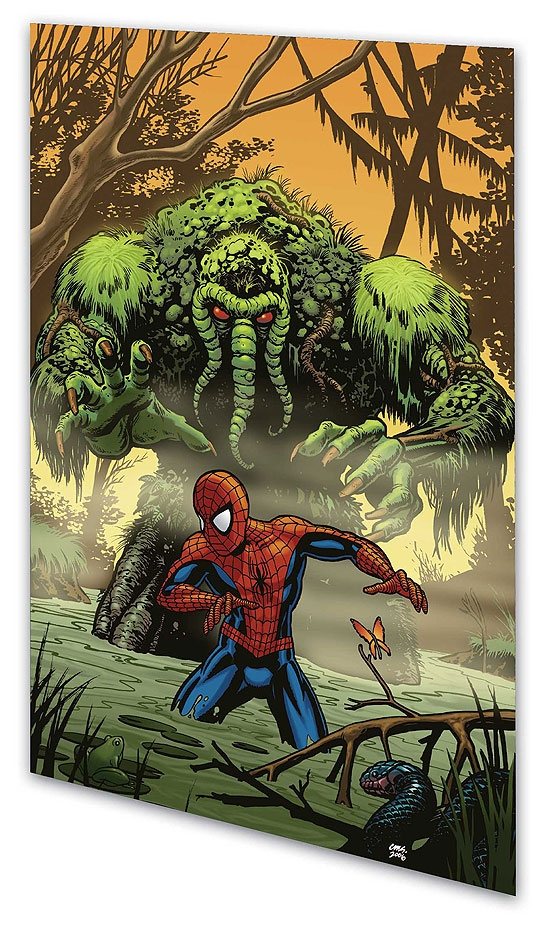 Marvel Adventures Spider-Man Vol. 5: Monsters on the Prowl (Digest)