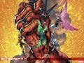 New Thunderbolts (2004) #6 Wallpaper