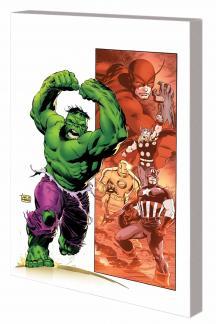 Avengers Retro (Trade Paperback)