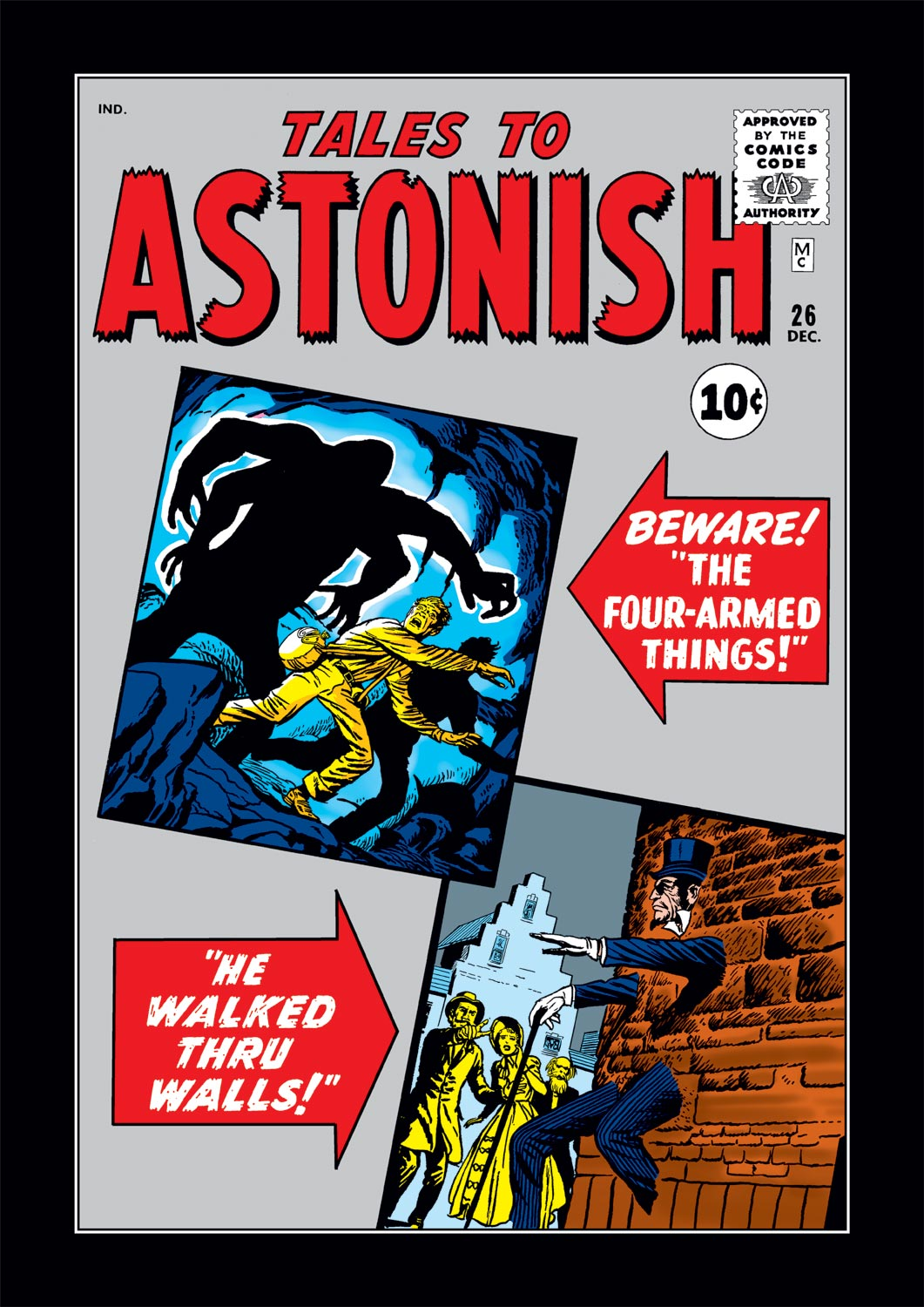 Tales to Astonish (1959) #26