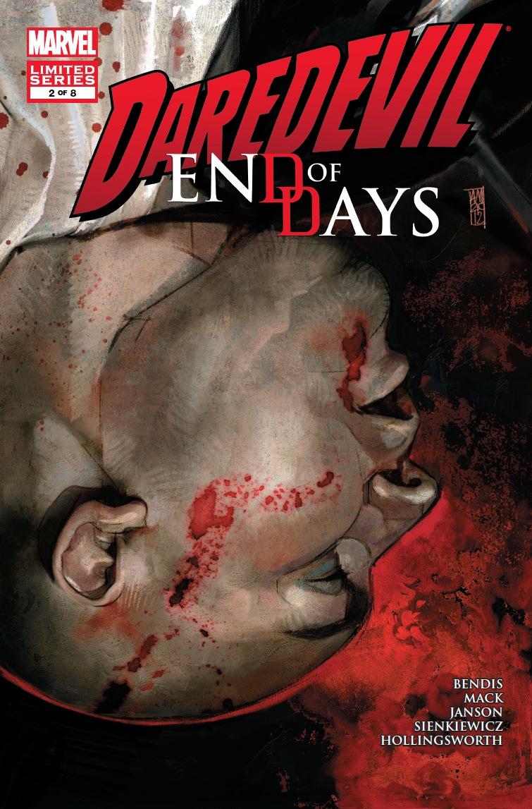Daredevil: End of Days (2012) #2