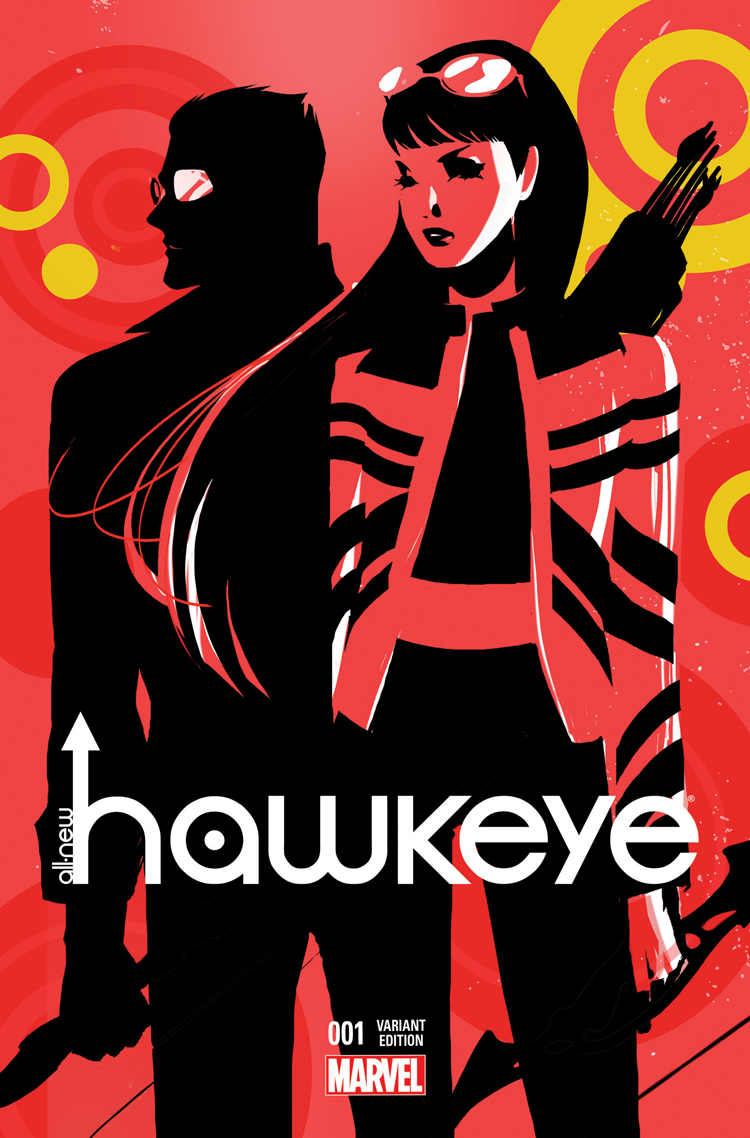 All-New Hawkeye (2015) #1 (Murase Wom Variant)